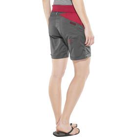 La Sportiva W's Ramp Shorts Carbon/Berry